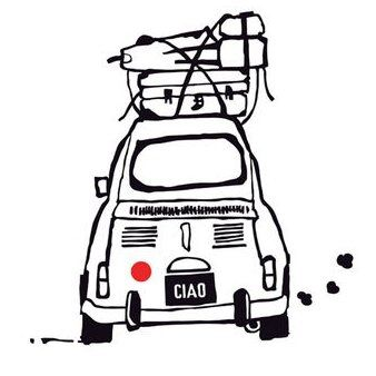 Pochette Fiat 500 Summer