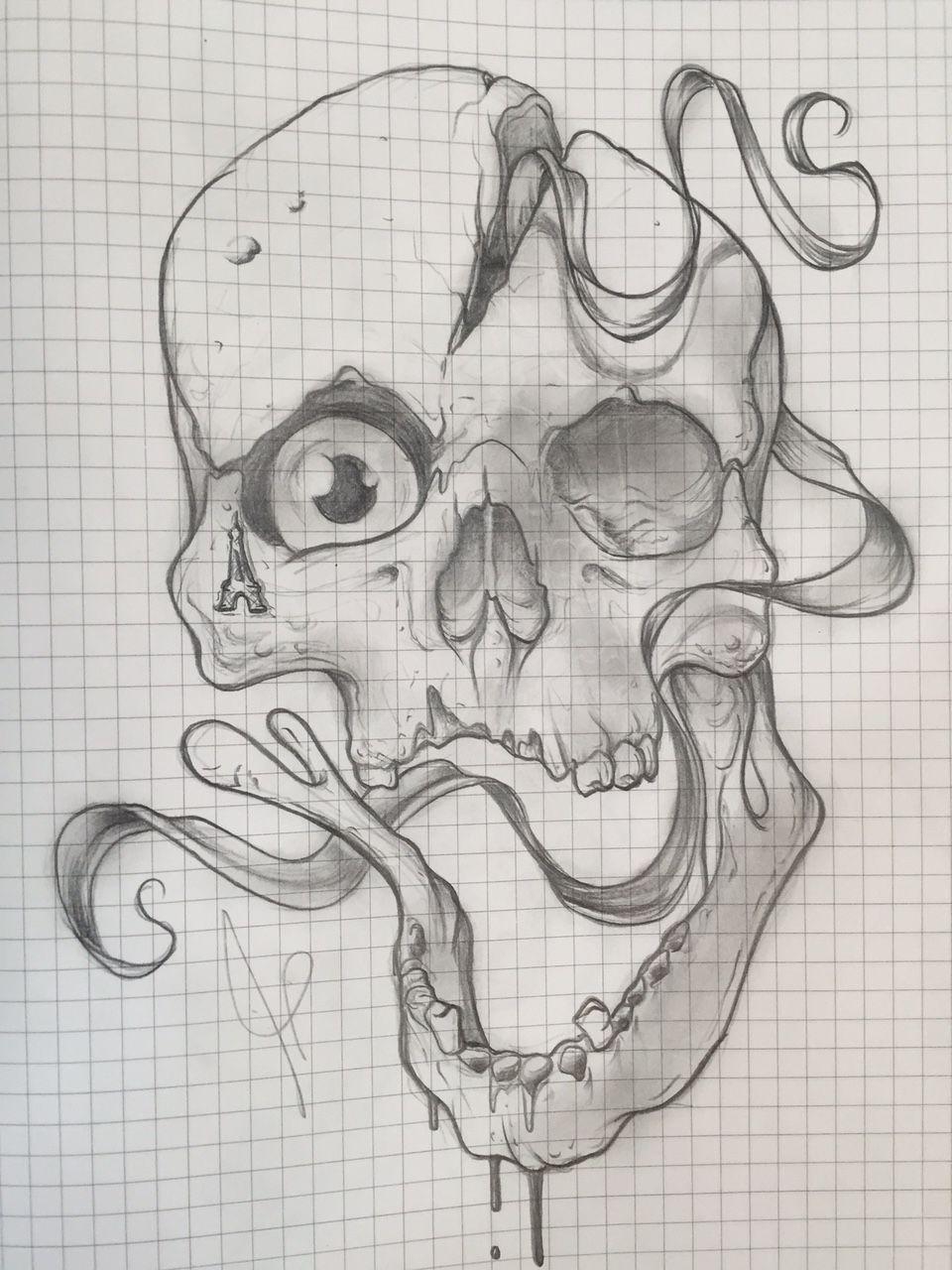 Alexbreak : Hommage Skull