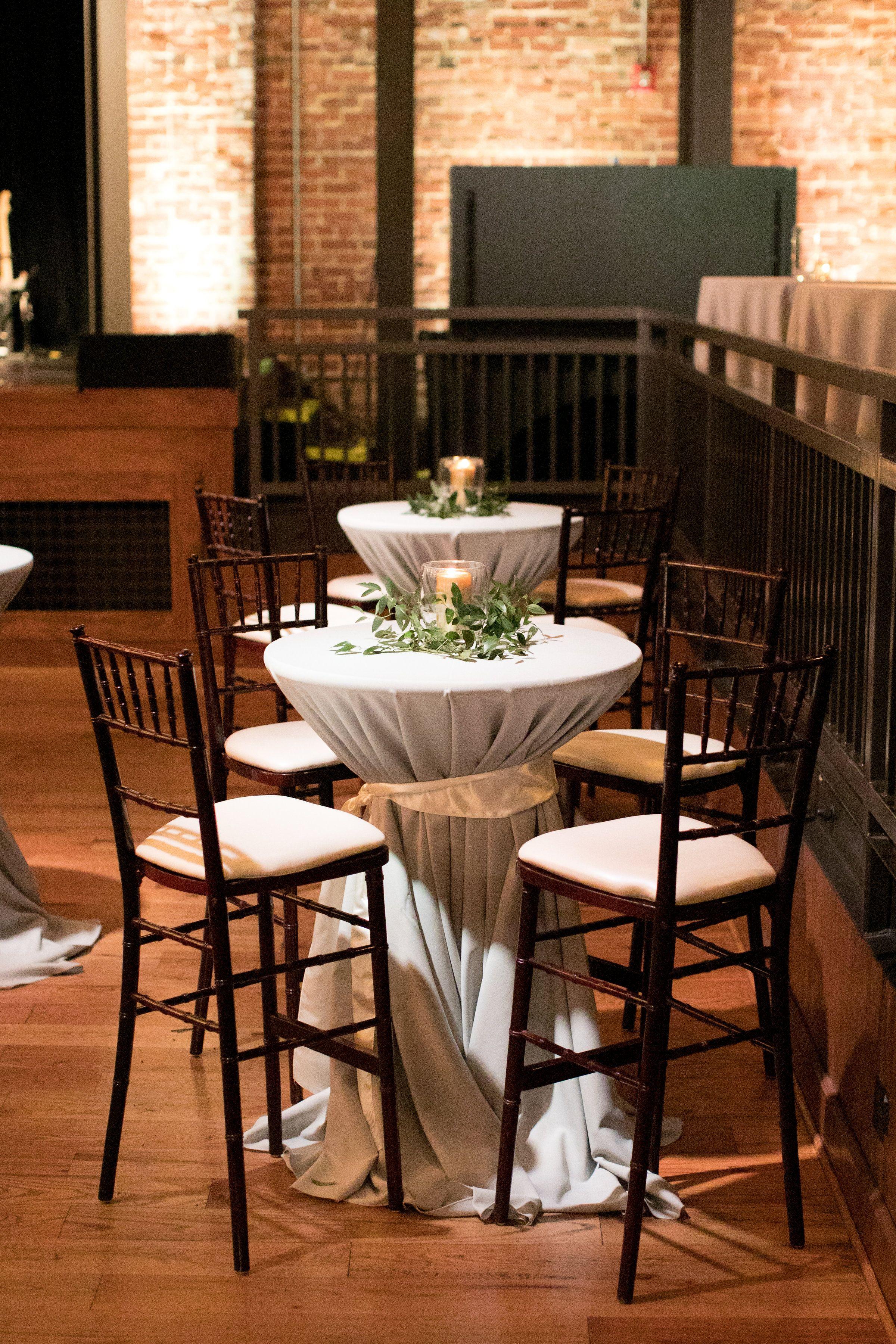 Baggett Wedding Reception At Iron City Birmingham Wedding