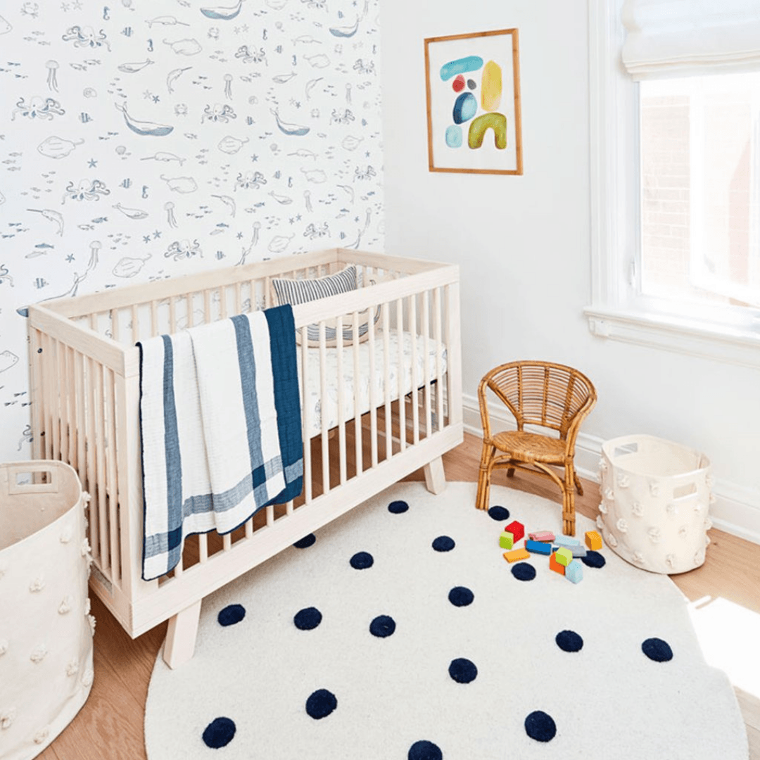 Nautical Children S Rooms And The Nautical Decor To Match Baby Nursery Decor Childrens Rugs Nursery Decor