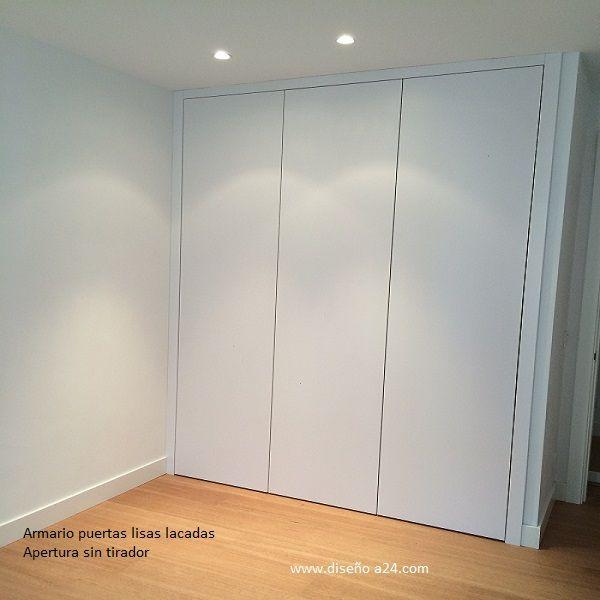 Resultado de imagen para puertas de armarios guest room - Puertas correderas armarios empotrados ...