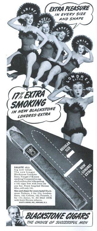 Blackstone Cigars - 19421005 Life