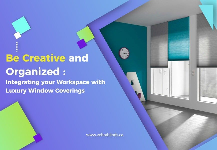 Be creative and organized integrating your workspace with