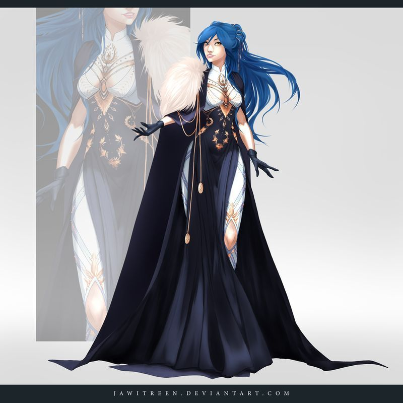 Custom Outfit 239 by JawitReen on DeviantArt #lange ...