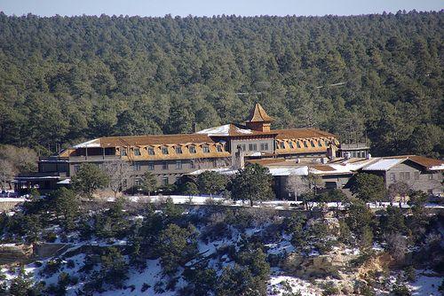 Grand Canyon Village El Tovar Hotel Flickr Photo Sharing