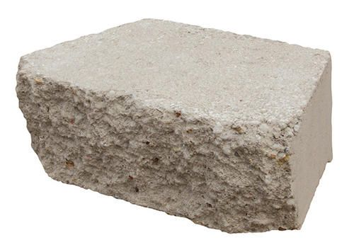 4 X 11 1 2 X 7 Breckenridge Retaining Block At Menards Retaining Blocks Menards Retaining Wall Block