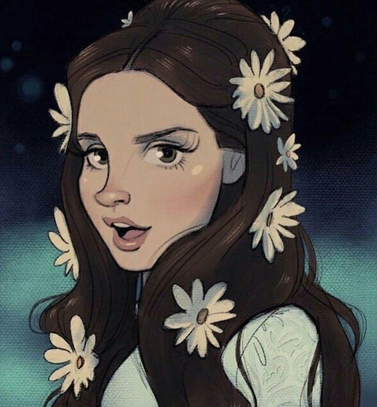 Lana Del Rey Love Fan Art Ldr Lana Del Rey Art Art Lana Del Rey Love
