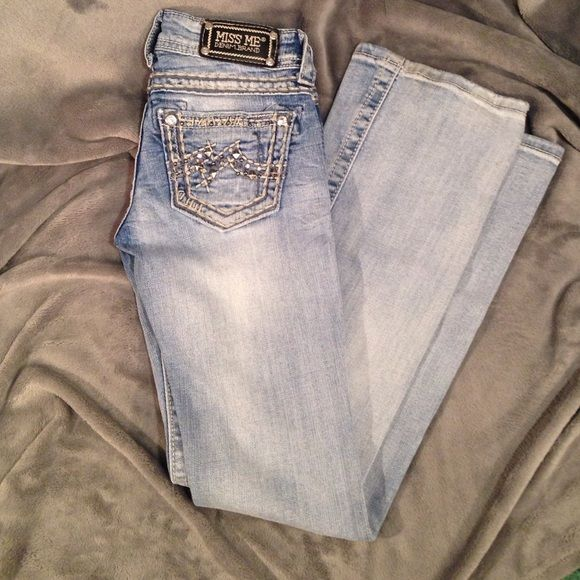 Miss me jeans size 23 bootcut