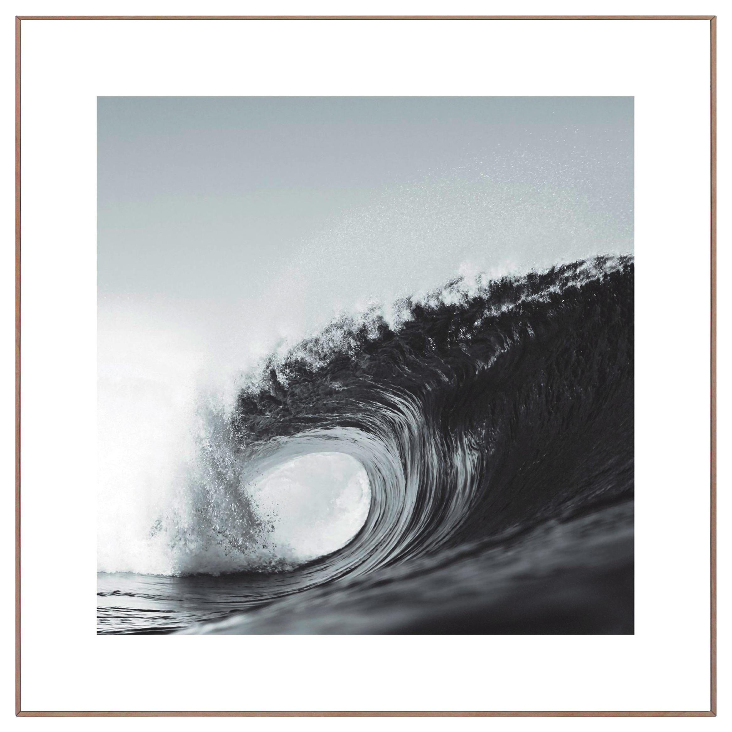 Bild Mit Natur Motiv Welle Im Meer In Schwarz Weiß Poster Schwarz Weiß Schwarzes Bild Tumblr Bilder Schwarz Weiß