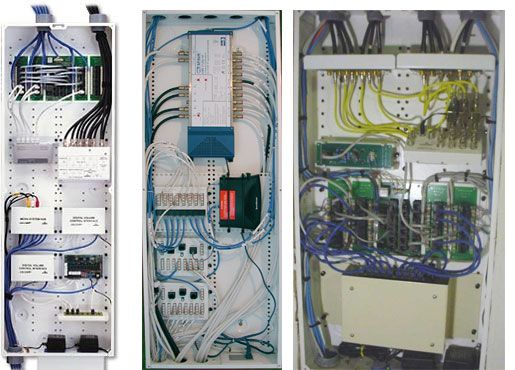 Structured Wiring Diagram