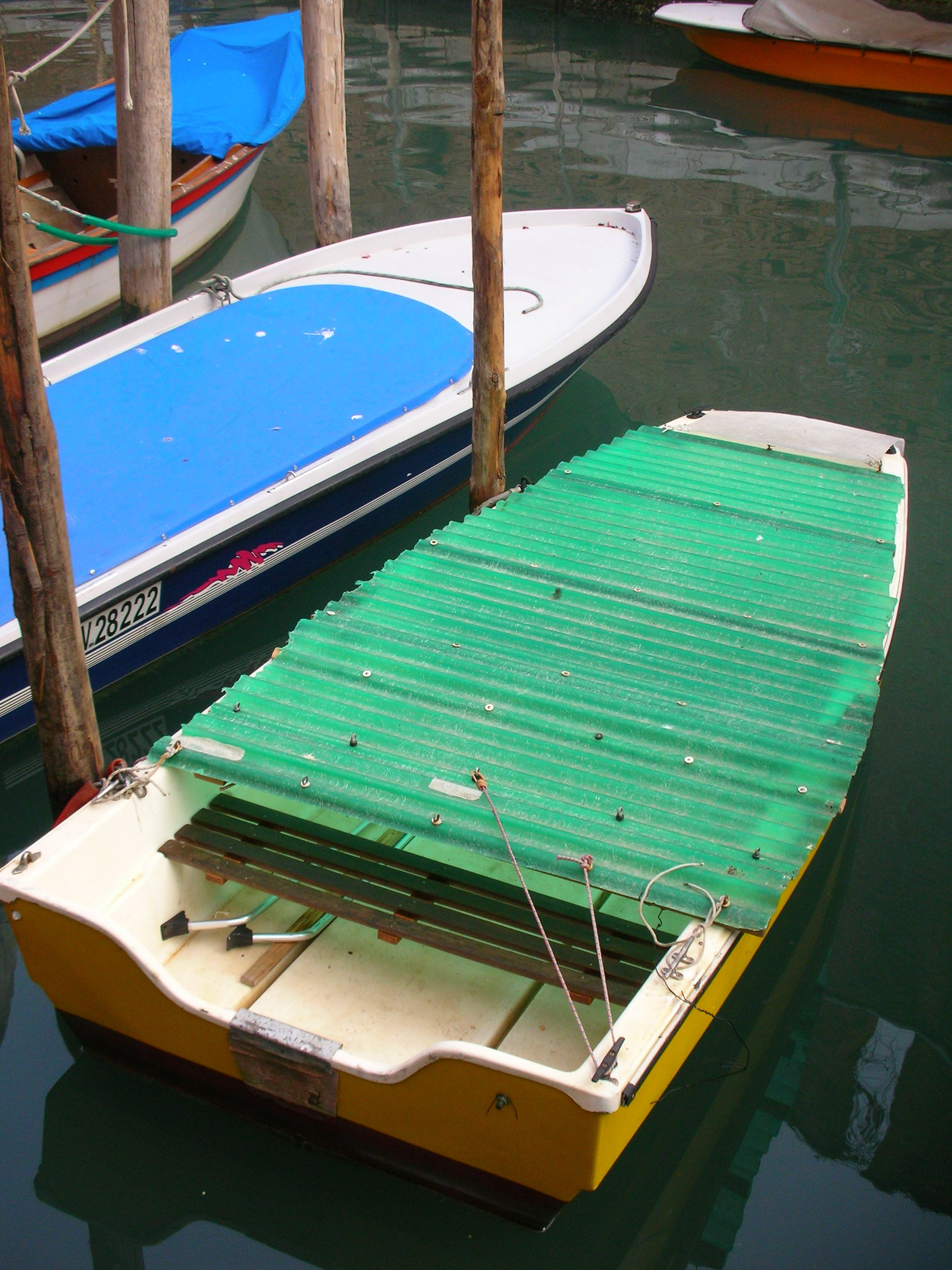 Corrugated Plastic Boat Cover System Boat Covers