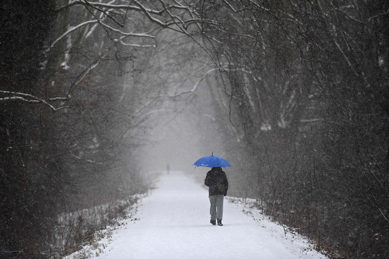 Météo la neige arrive jusqu'en plaine Le Parisien