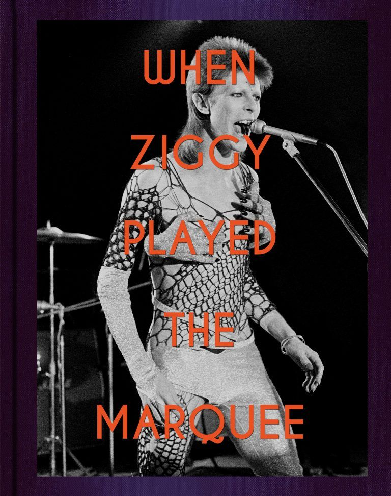 When Ziggy Played The Marquee - Signed by Terry O'Neill ...