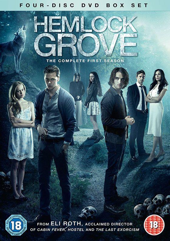 Series Preferidas Series E Filmes Hemlock Grove Novelas Famosas