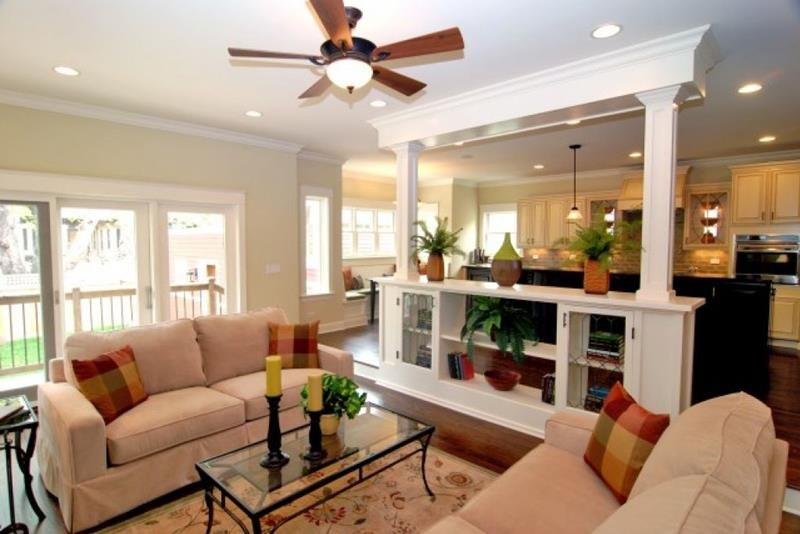 24 Large Open Concept Living Room Designs Home Traditional Family Rooms Home Remodeling