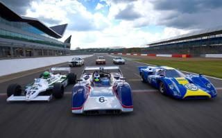 Silverstone classic: the world's biggest motor racing event trumps even the British Grand Prix for spectacle