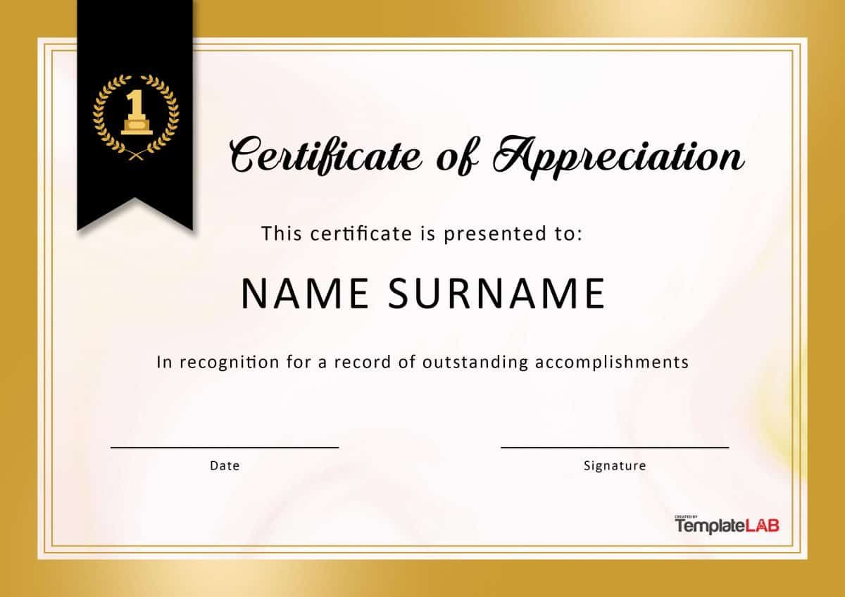 Download Certificate Of Appreciation For Employees 04 Certificate Of Recognition Template Certificate Of Appreciation Sample Certificate Of Recognition