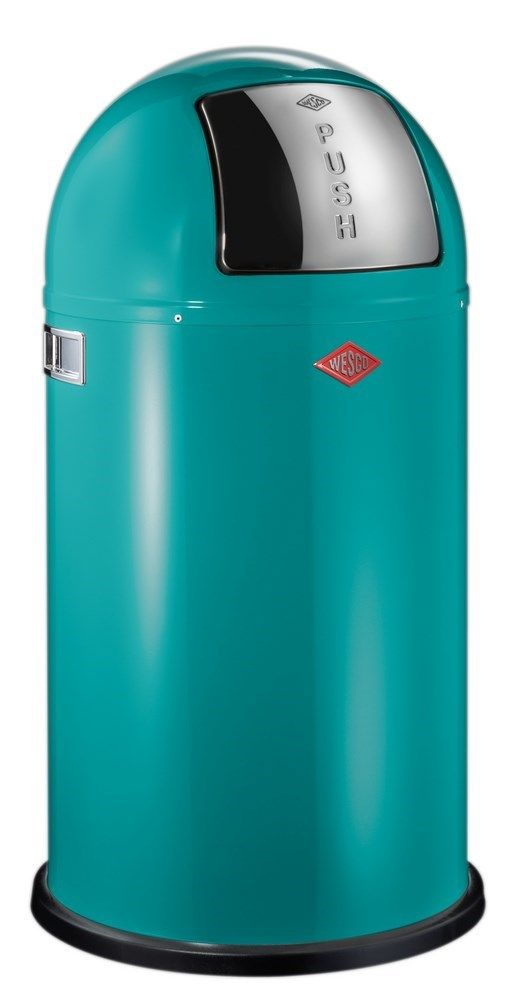 Wesco Pushboy Prullenbak 50 L | Cool stuff | Pinterest