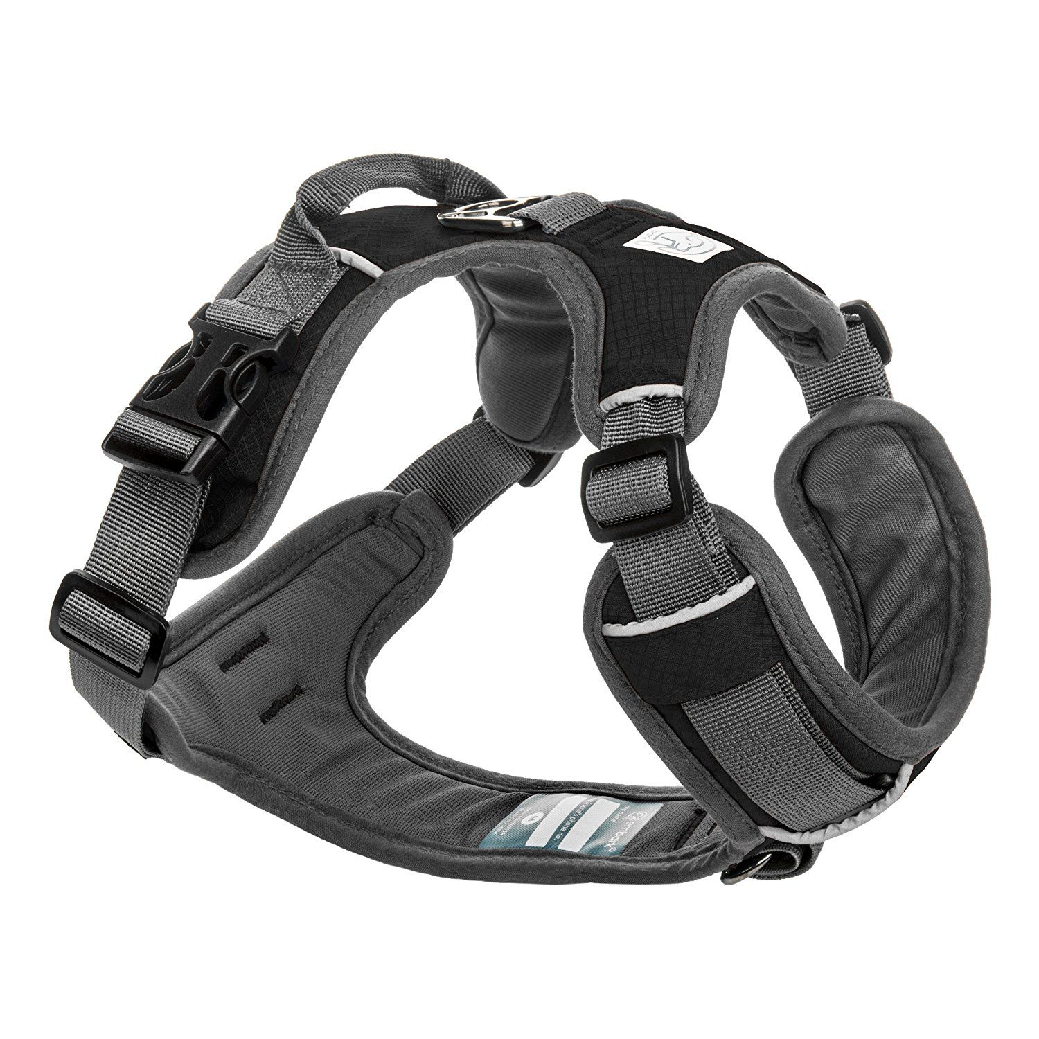 Embark active dog harness easy on and off with front and