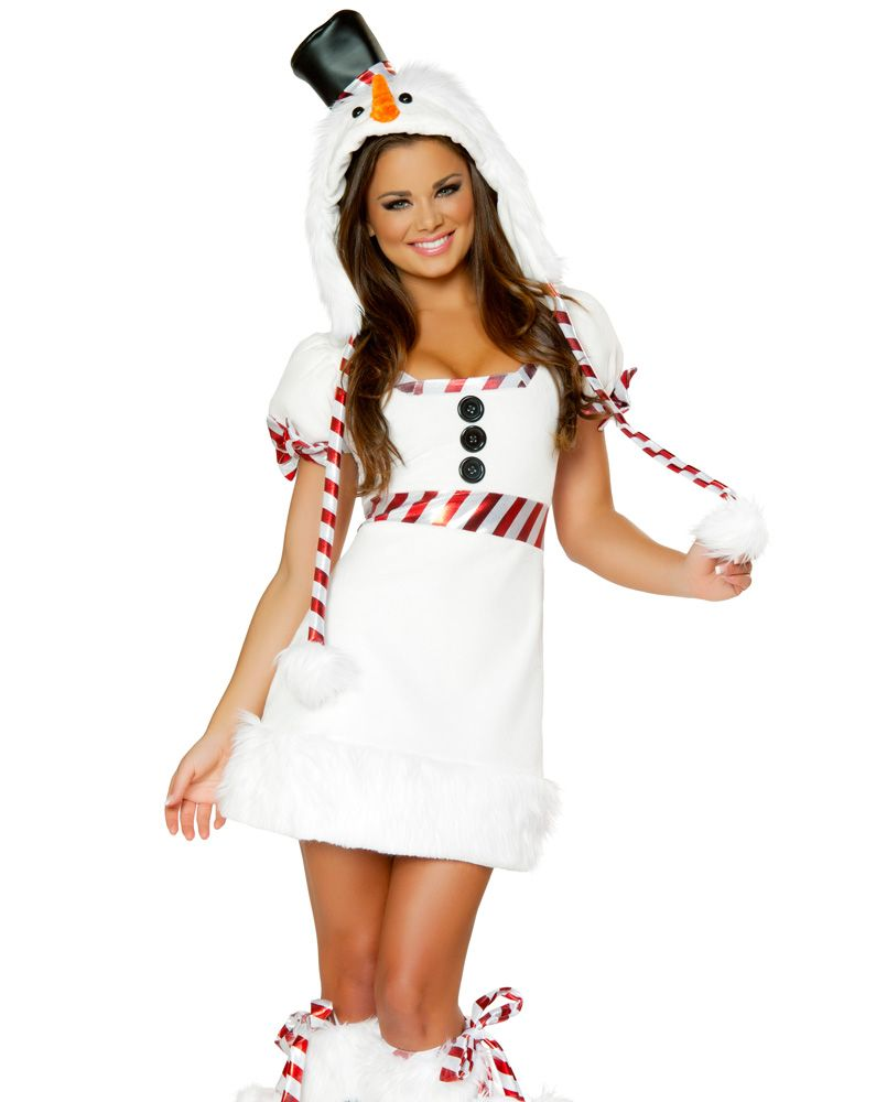 Superior Christmas Party Fancy Dress Ideas Part - 2: Cheap Snowman Costumes,Snowman Costumes For Women,Sexy Snow White Snowman  Women Christmas Costume,Sexy Snow White Snowman Women Christmas Costume For  Sale