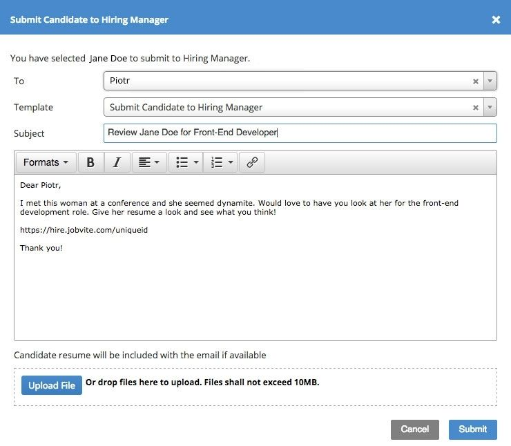 How To Send An Email With Resume - Vision specialist Like Slot - how to send resume on email