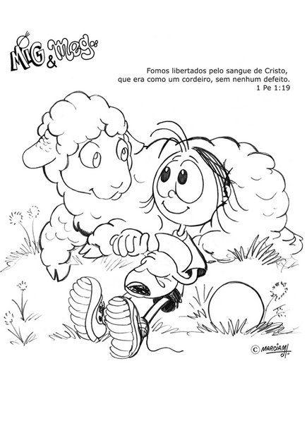 Ministerio Infantil E Juniores Atividades Biblicas