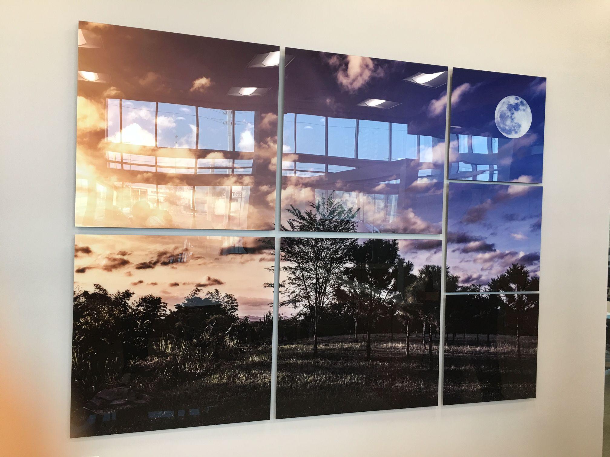 Customer Samples Of Acrylic Prints Vs Metallic Prints Acrylic Photo Prints Glass Photo Prints Acrylic Wall Art