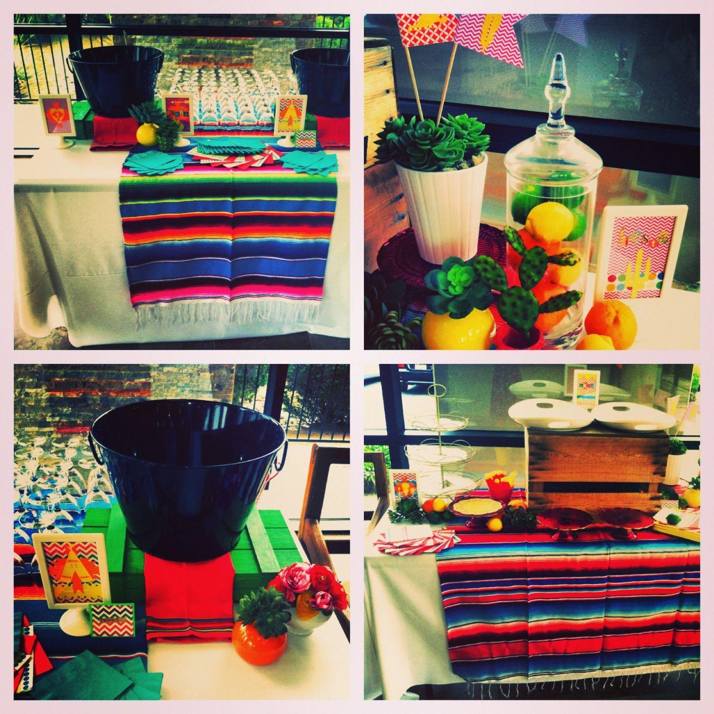 Fiesta decorating ideas | Fiesta ... | Fiesta decorations ...