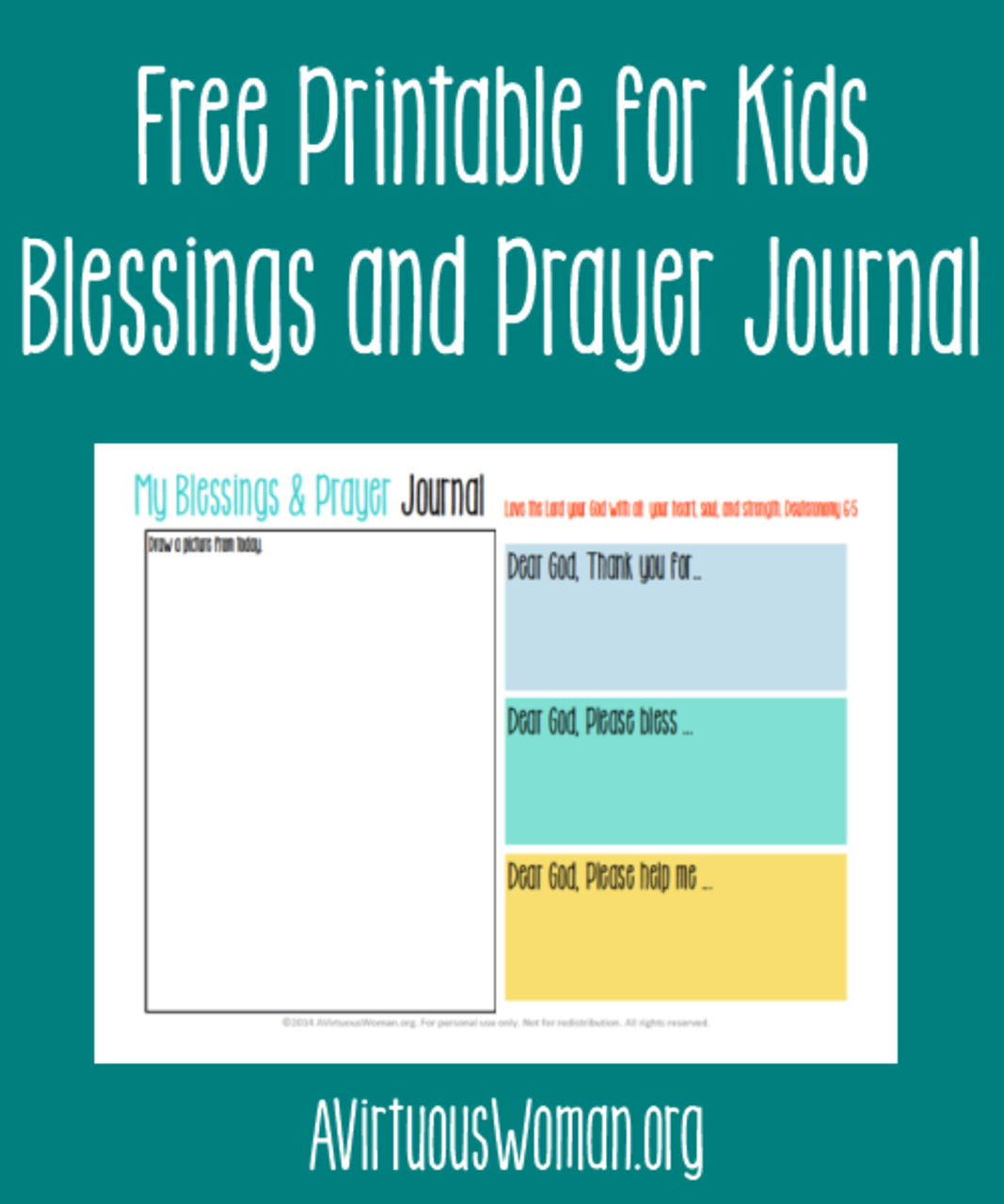 Printable devotionals for teens