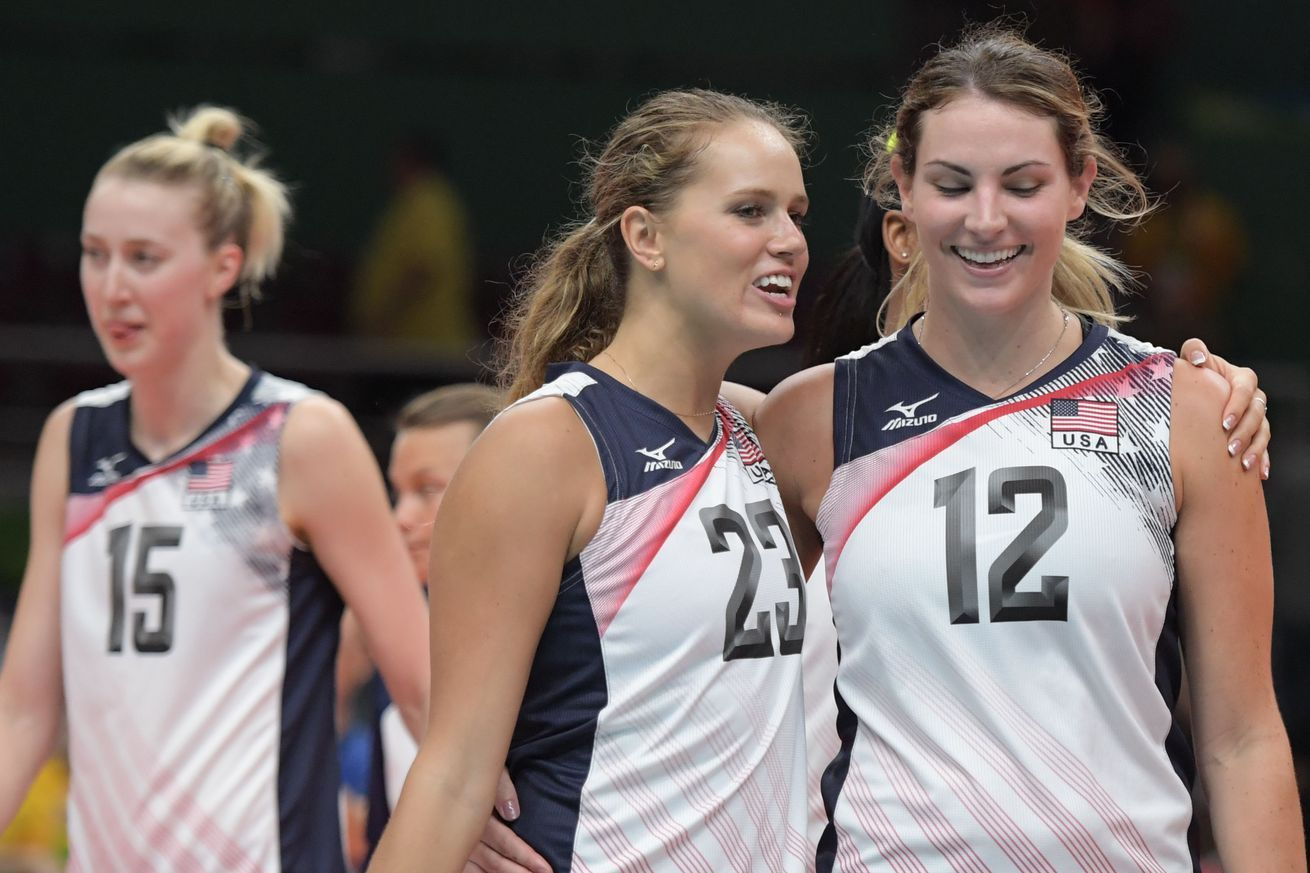 How To Watch Women S Olympic Volleyball On Monday Olympic Volleyball Usa Volleyball Female Volleyball Players
