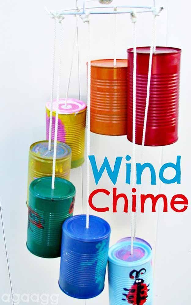 Photo of Fun Outdoor Kids Crafts – DIY Garden Ideas – DIY Wind Chimes – DIY Projects …