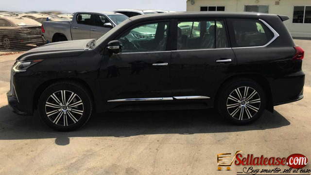 Brand New 2020 Lexus Lx 570 For Sale In Nigeria Sell At Ease Online Marketplace Sell To Real People Lexus Jacked Up Trucks Lexus Lx570