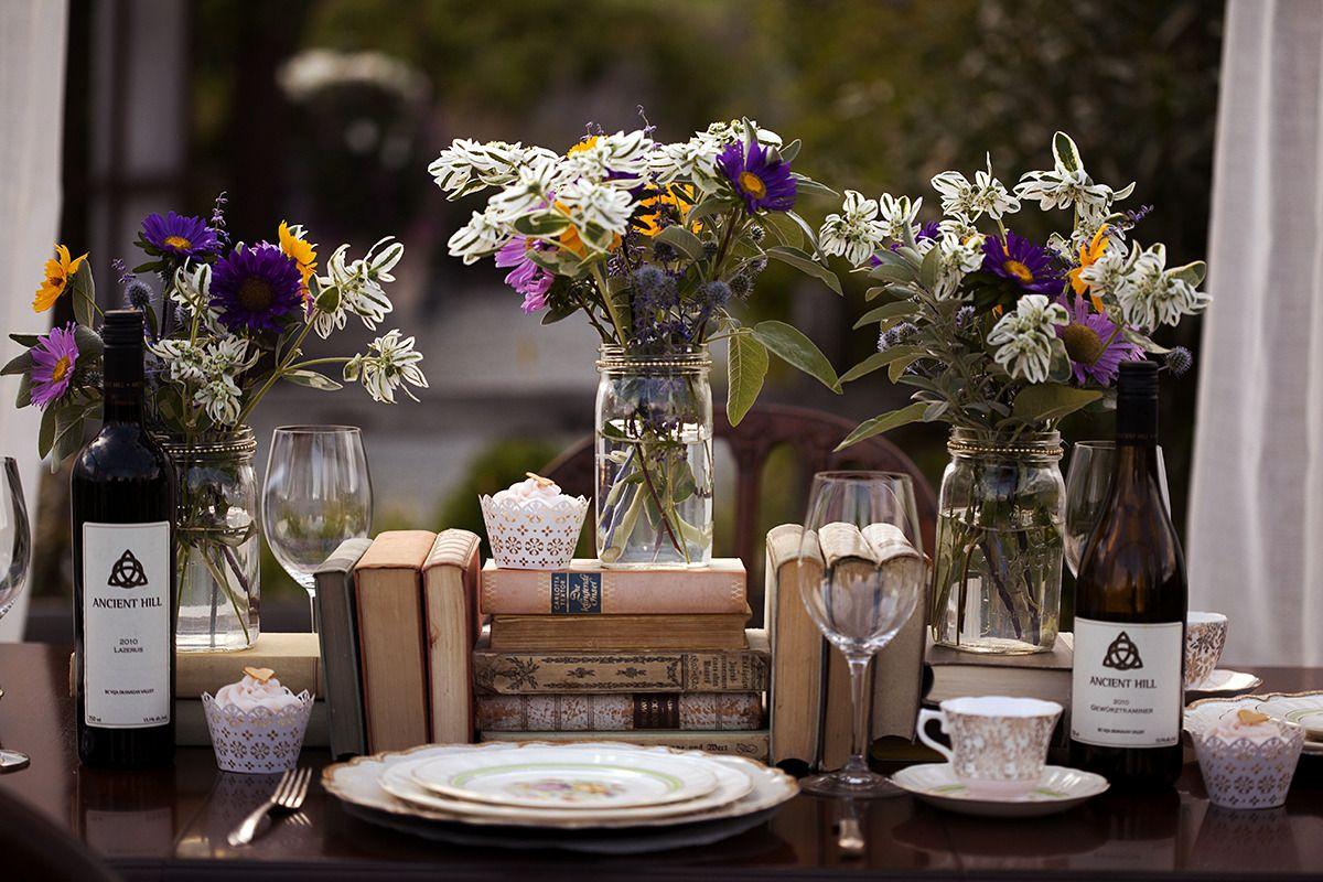 Vintage Wedding Inspiration   Read more - http://www.stylemepretty.com/canada-weddings/british-columbia/kelowa/2014/03/03/vintage-wedding-inspiration/