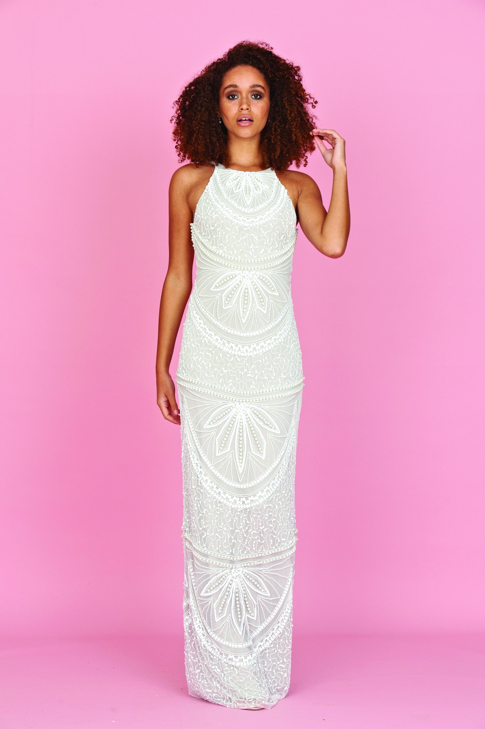 Pin By Frock And Frill On Lel S Gettin Hitched High Street Wedding Dresses Embellished Maxi Dress Stunning Wedding Dresses,Long Indian Dresses For Weddings
