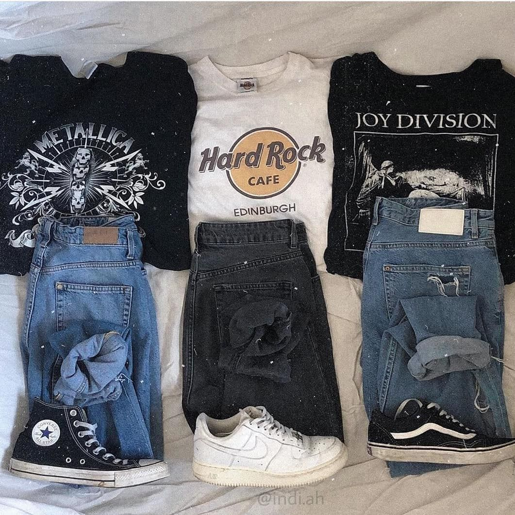 Photo of Grunge Outfits For School , Grunge Outfits