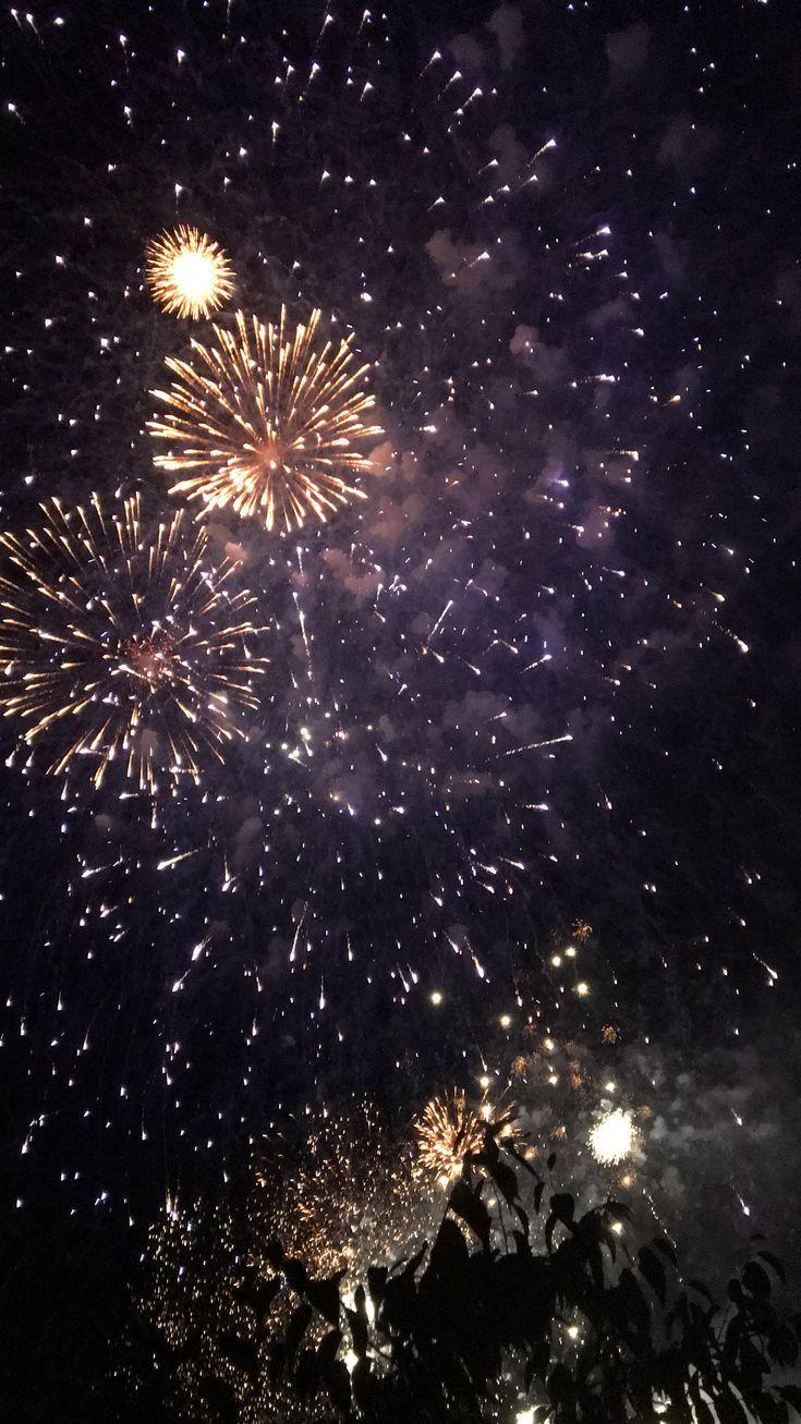 Fireworks Fondos New Years