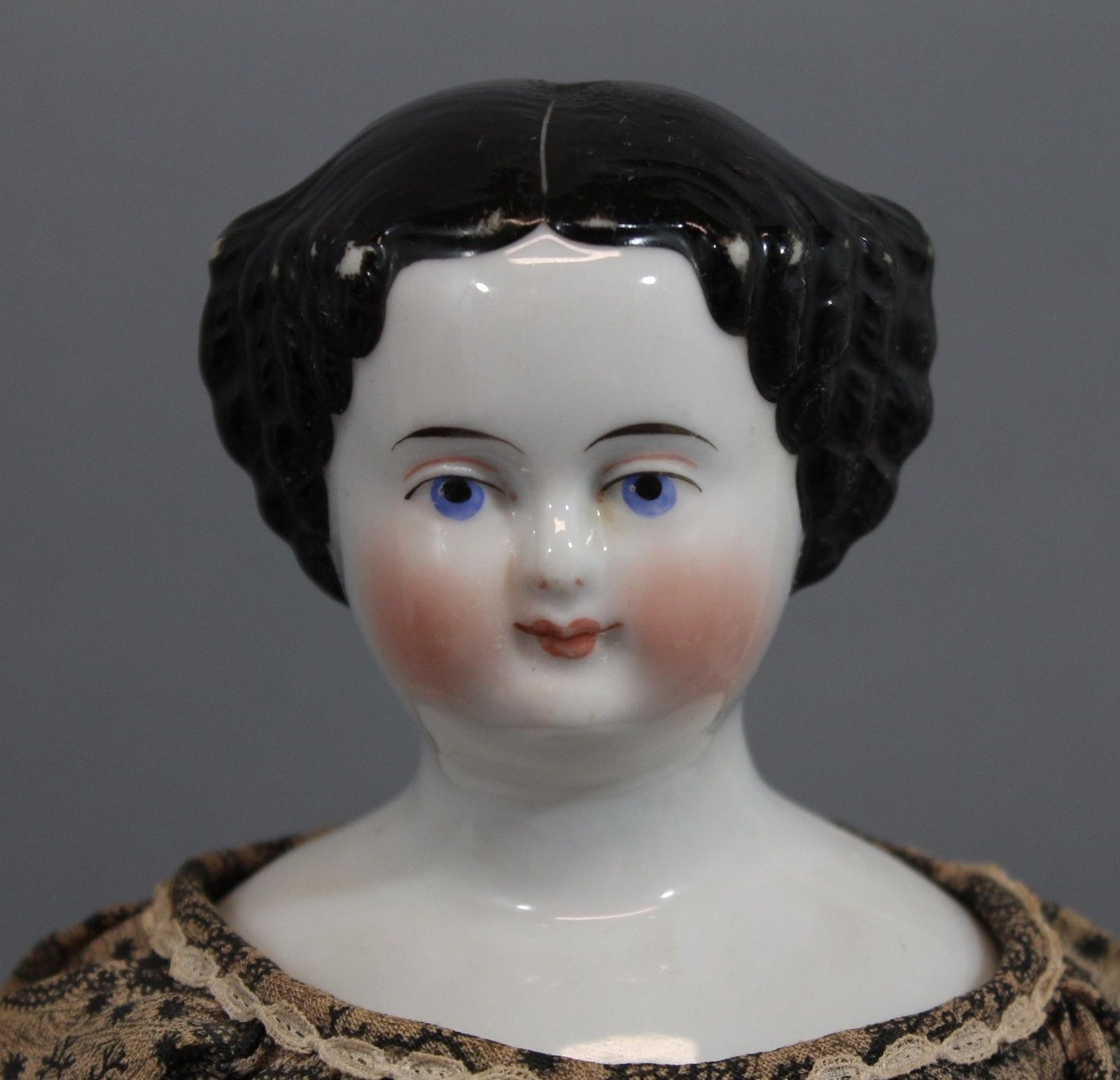 China Head Porcelain Doll