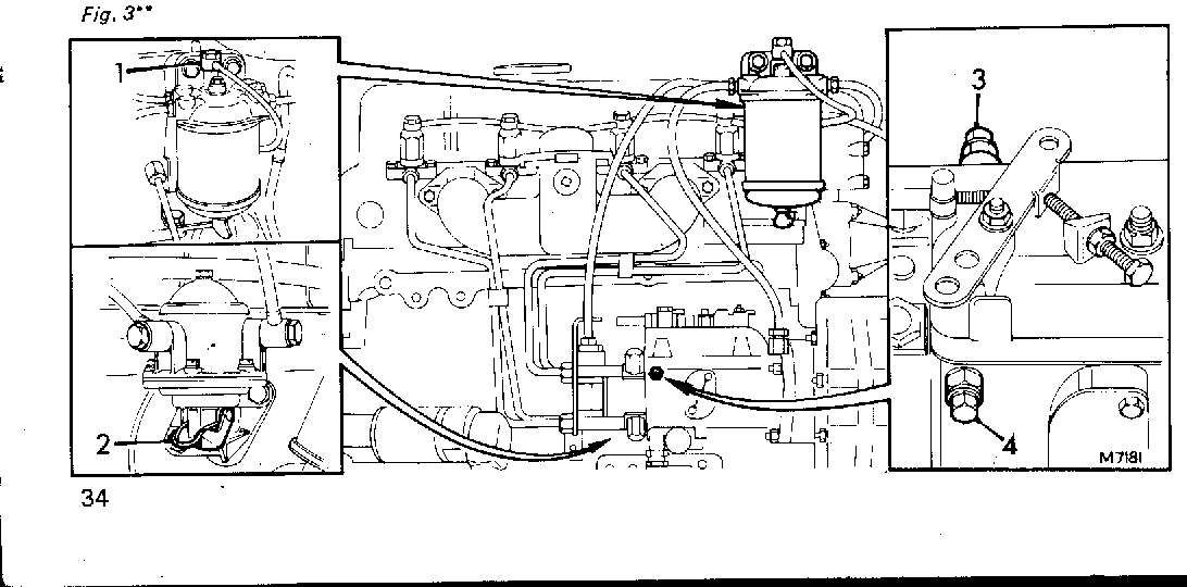 Lucas CAV Injection Pump Diagram Farm Machinery Diagram