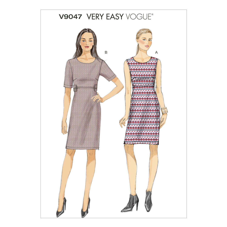 Mccall Pattern V9047 16 - 18 - 20 - 2 - Vogue Pattern