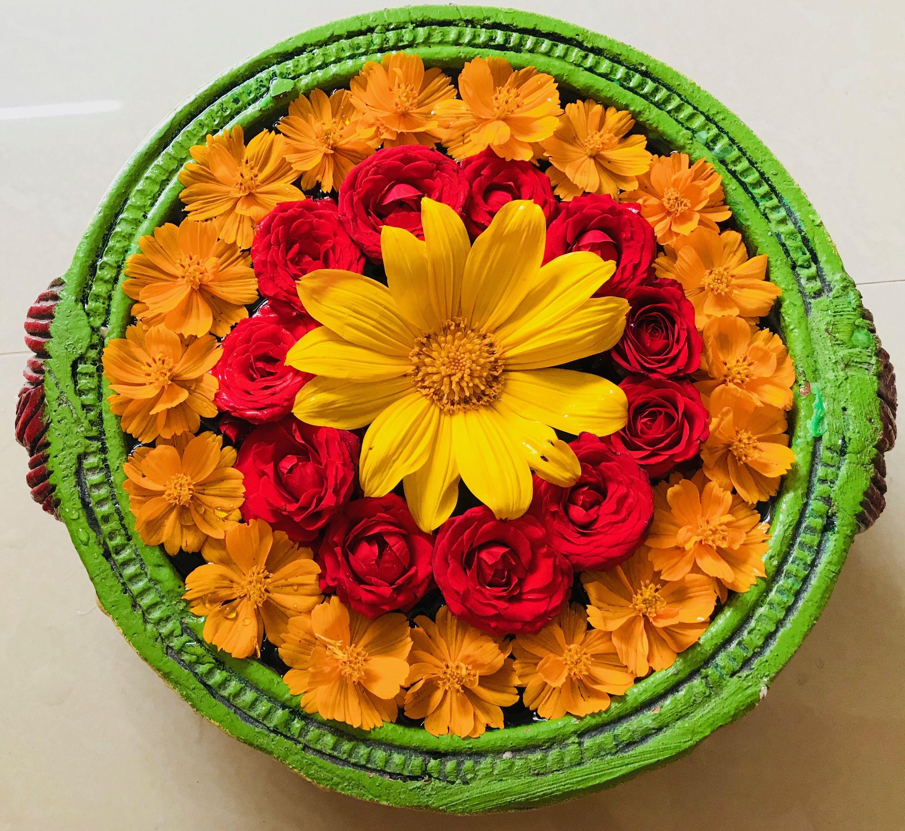 diwali decoration FLOWER Google Search Floating