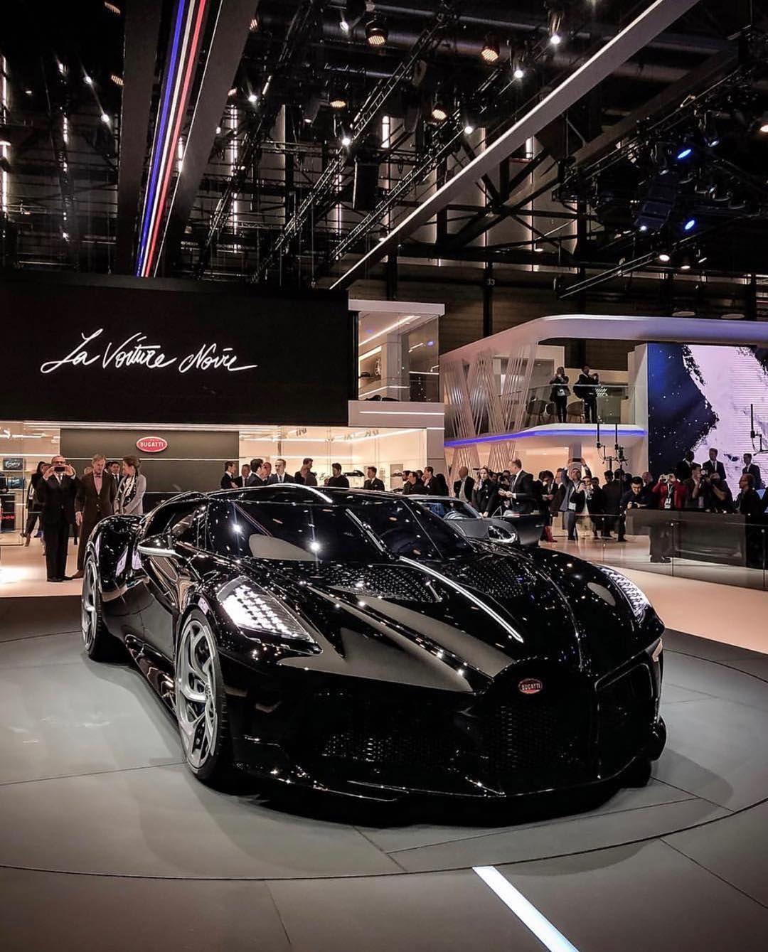 Arabmoney Official On Instagram The All New Bugatti La Voiture Noire 1of1 The Most Expensive New Car In The World With A Bugatti Cars Bugatti Super Cars