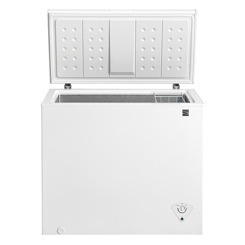 Kenmore 17602 7 0 Cu Ft Chest Freezer White Chest Freezer