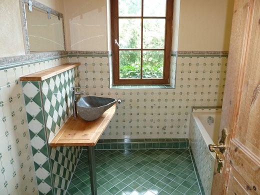 Küchenfliesen Landhaus badrenovierung fliesen landhaus leonberg jpg 520 390 bad