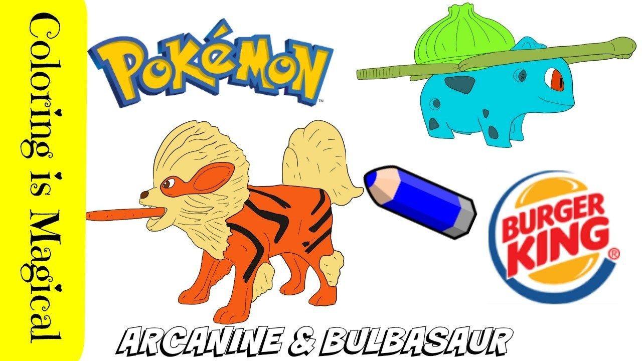 Pokemon Detective Pikachu Bulbasaur Arcanine Pokemon Bulbasaur Pokemon Coloring [ 720 x 1280 Pixel ]