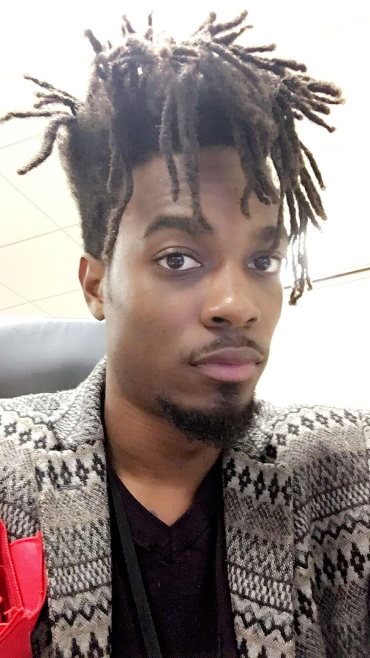 Black Men Hairstyles Dreads 2018 Best Hair Style Men Pinterest