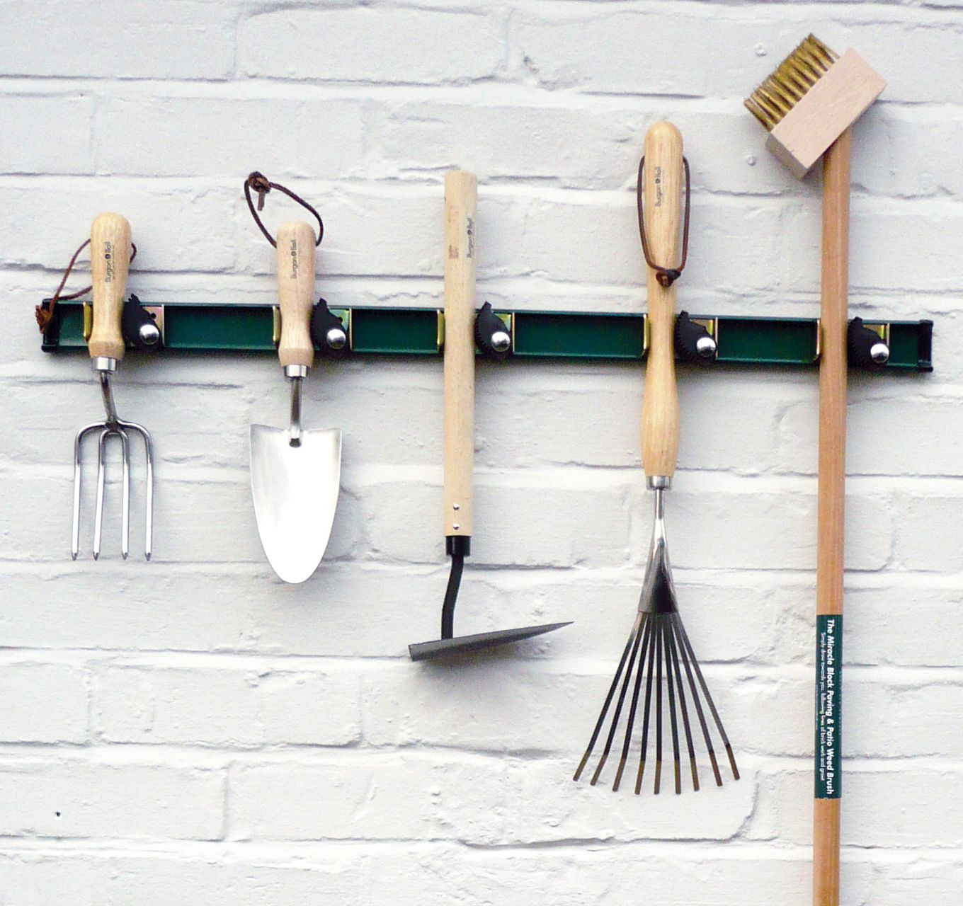 Image Result For Gardening Tool Rack
