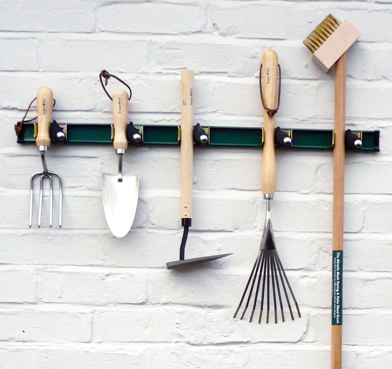 Garden Tool Rack Burgon Ball Tool Rack In Situ garden tool