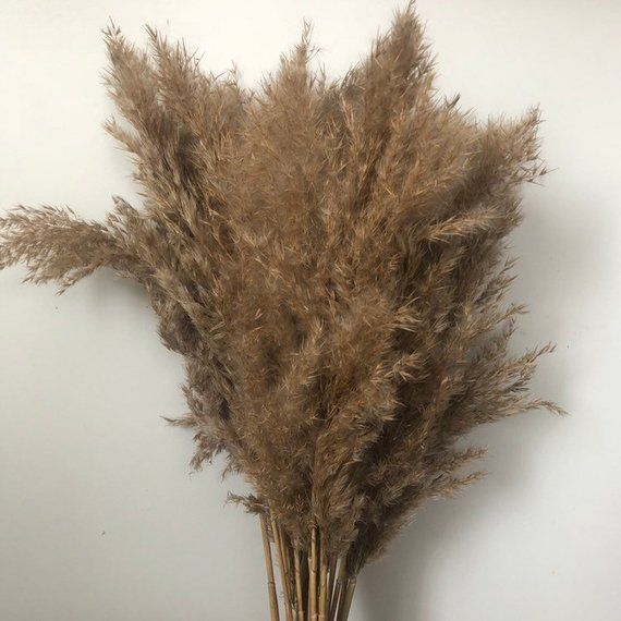 Pampas Grass Vase Table
