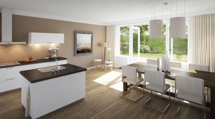 Woonkamer ideeen kleur een kleine woonkamer inrichten hierop moet je letten - Kleur moderne woonkamer ...