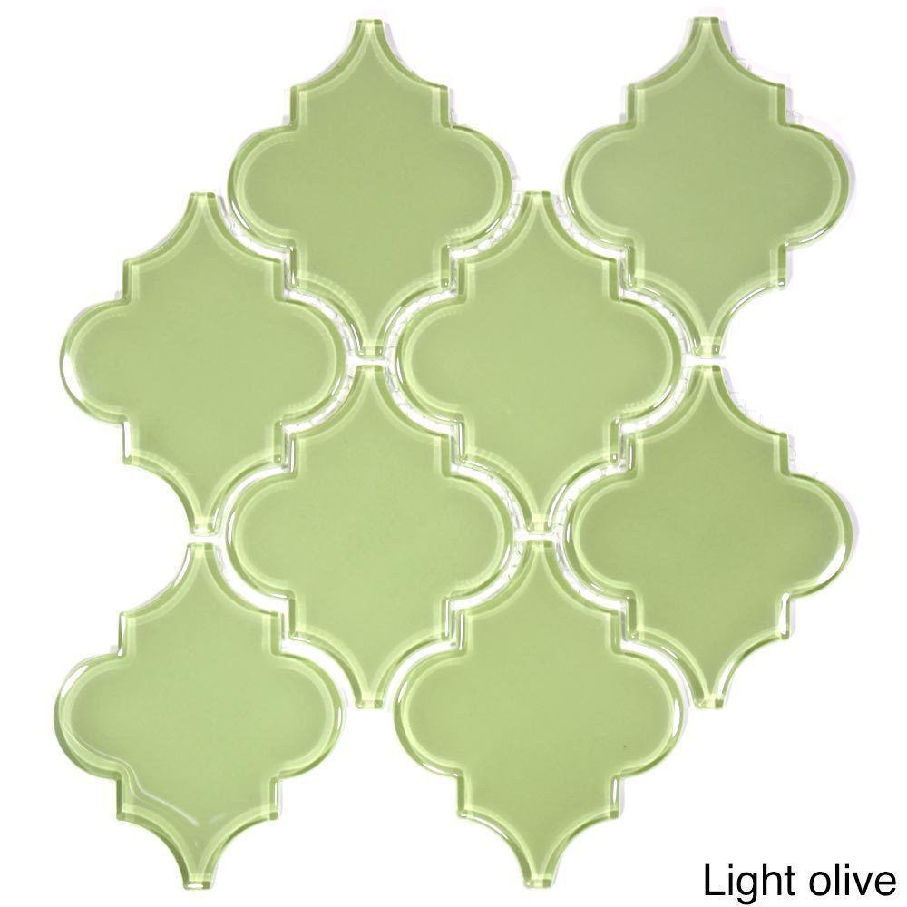 Giorbello Tile - Arabesque 1 case of 11 sheets
